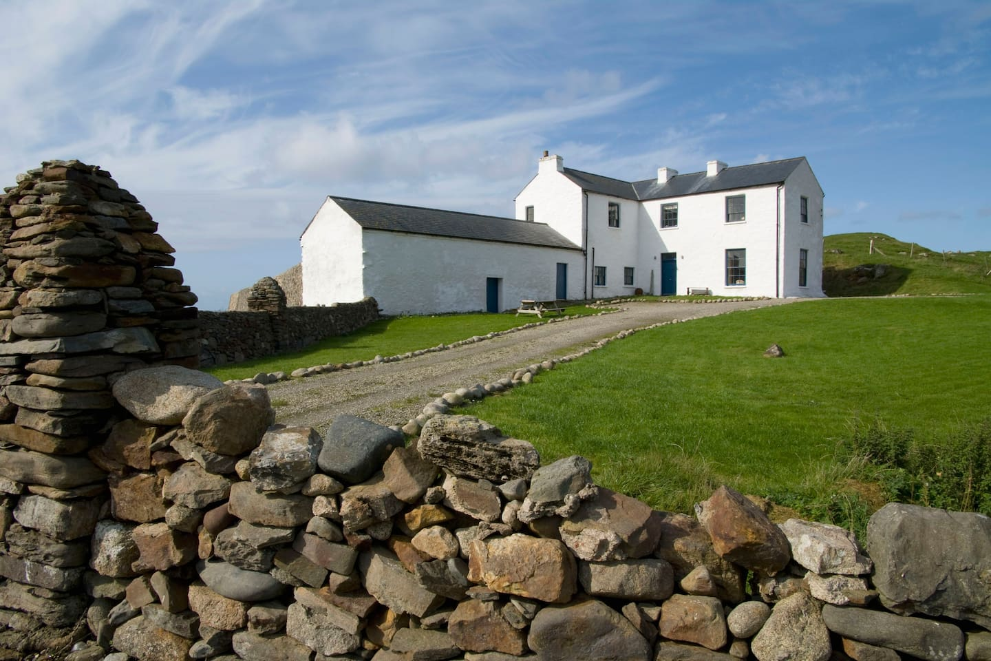 Termon house Donegal