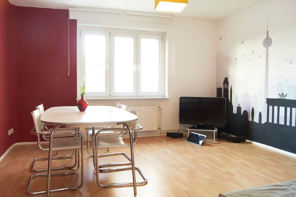 Strong central 3 room apartment in mitte p berg for Apartamentos en berlin