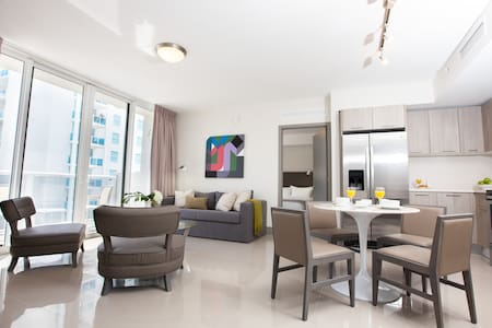 New and Modern Two Bedroom Apartmen