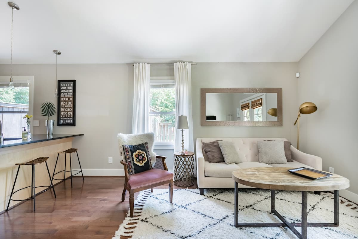 Stylish Home in East Nashville at Five Points