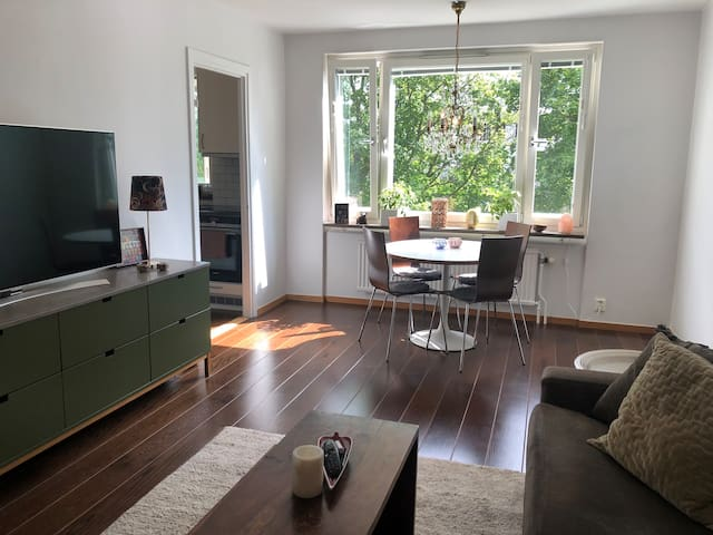 Cosy and modern 1 bedroom apartment