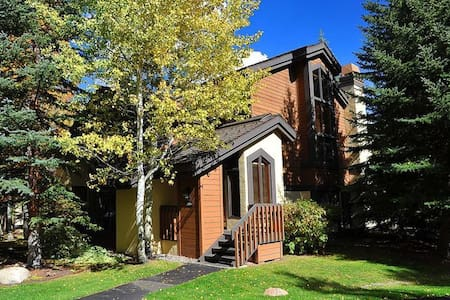 Sunny End Unit, Pool & Hot Tub - 4BR/4BA - Beaver Creek - House