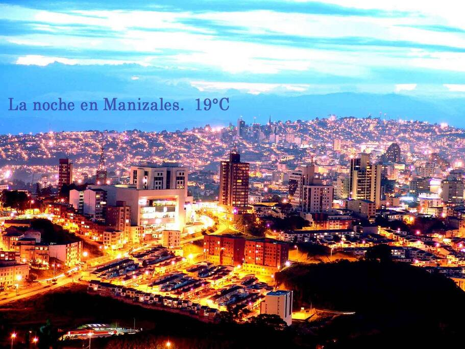 Manizales,  welcome to City
