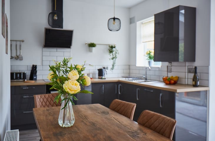 The Nook - Stunning West Yorkshire House, Sleeps 7