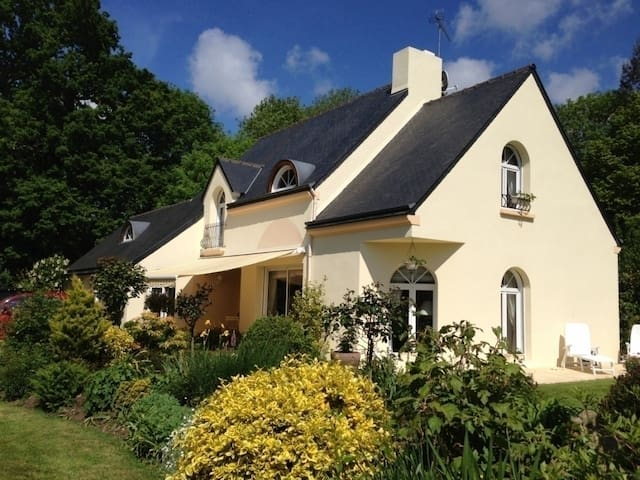 Entre terre et mer en Bretagne !  - Lamballe - ที่พักพร้อมอาหารเช้า