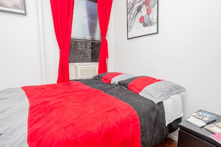 Private bedroom in the East Village