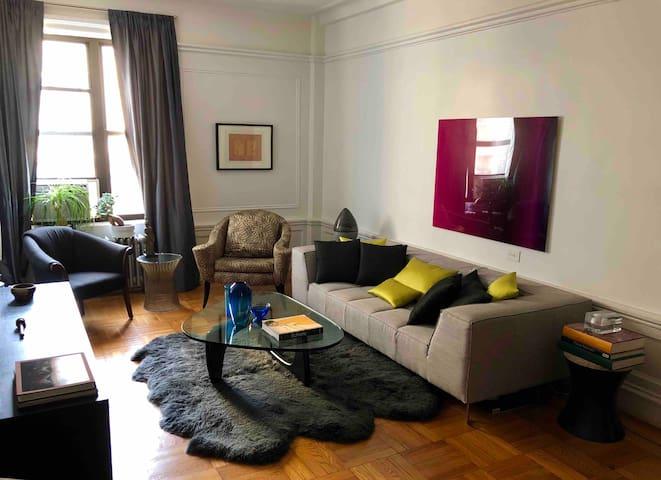 Exquisite Apartment in Hip Hamilton Heights