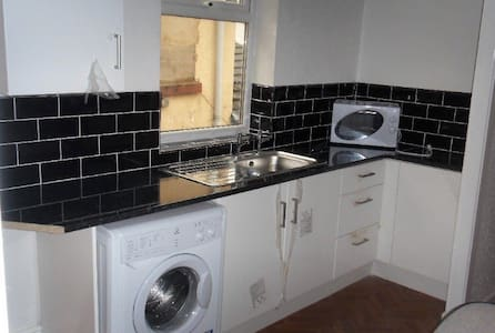 refurbished spacious apartment near city centre