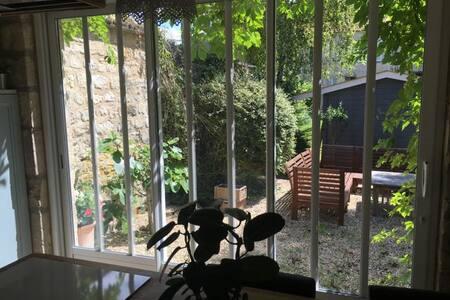 Gite Montgrésin - Orry-la-ville - บ้าน