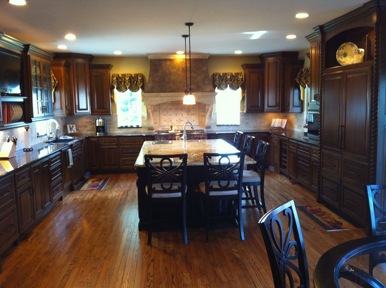 Our recently remodeled kitchen