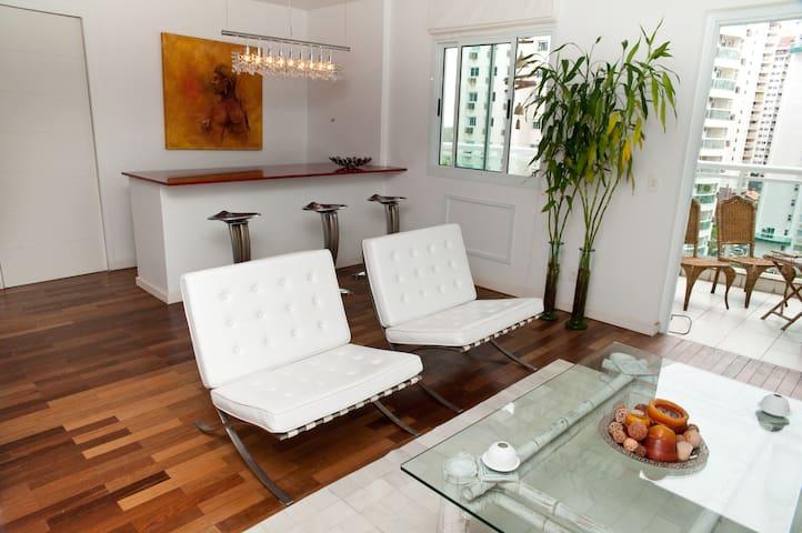 Duplex in BARRA  w/private terrace  - Río de Janeiro - Departamento