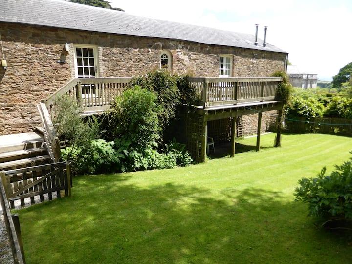 Cottage on old Cornish Estate on South Coast