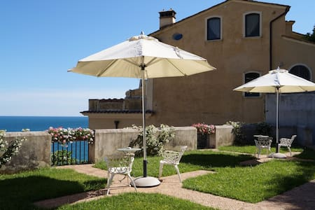 Exclusive historic villa w/sea view - Vietri Sul Mare - Villa