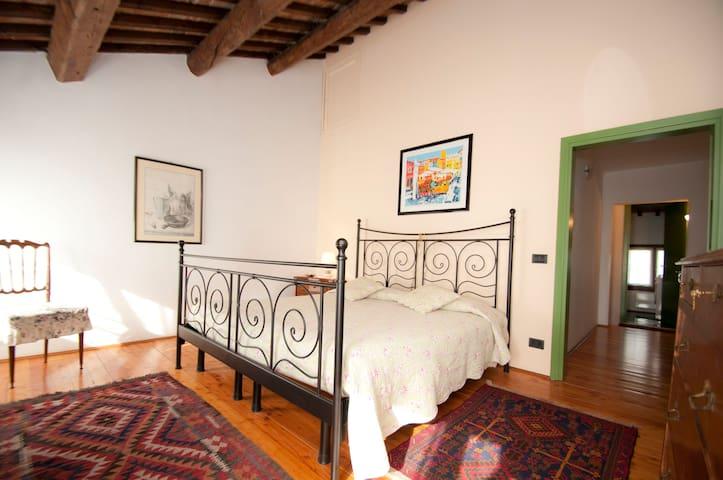 B&B Villa da Ponte, Stanza Mansarda - Cadoneghe - Bed & Breakfast