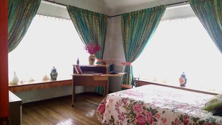 Bonita habitación al sur de la ciudad de Mexico