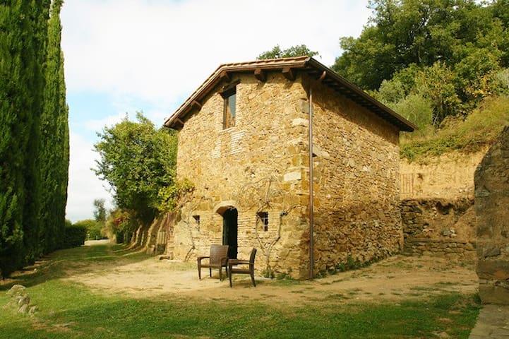 "Tuscany Chalet ""I Cappuccini"" - Montalcino - Cabane"