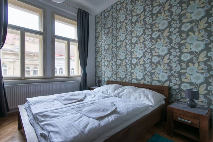 Great room near city centre with private bathroom