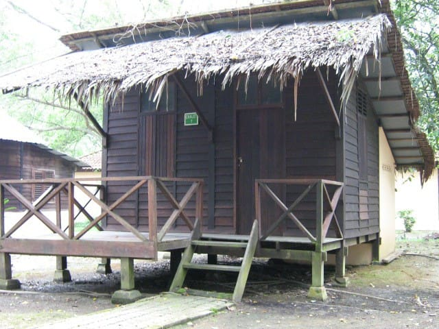 Nature based accommodation with flora & fauna