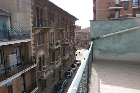 Terrazza con vista - Alessandria