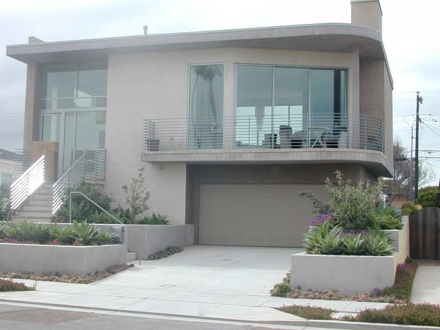 FABULOUS modern beach house - Imperial Beach - Dom