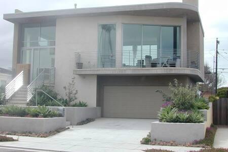 FABULOUS modern beach house - 因皮里尔滩(Imperial Beach) - 独立屋