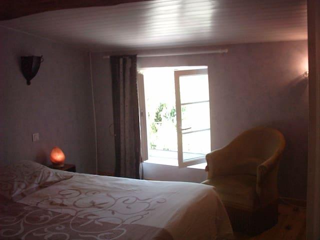 Maison ancienne, tous conforts - Castelnau-sur-Gupie