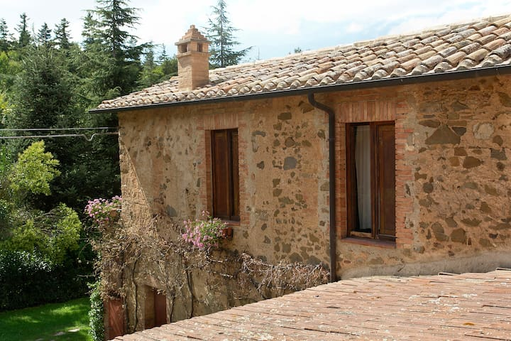"Tuscany Suite ""I Cappuccini"" - Montalcino - Byt"