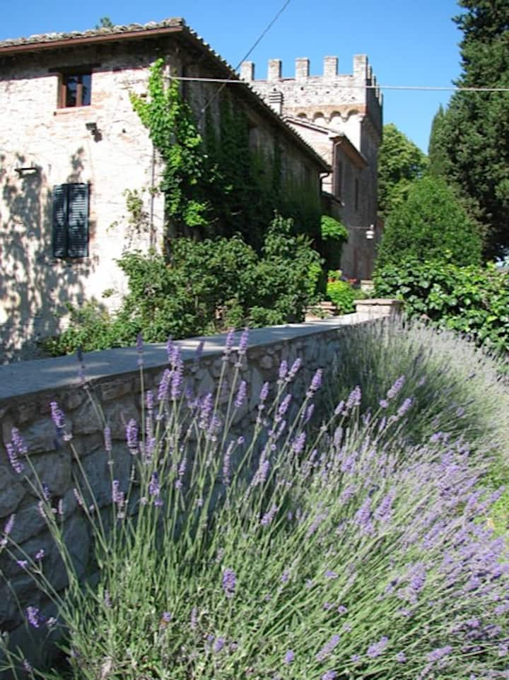 A Cool, Quiet Oasis in the Umbrian Hills.