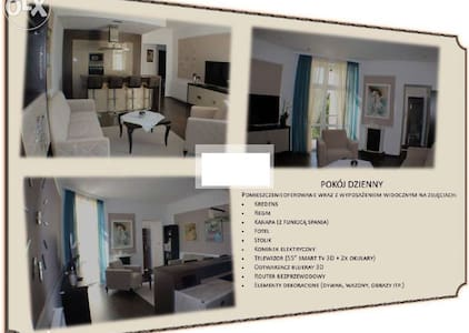 Room in shared central apartment - Bydgoszcz - Apartment