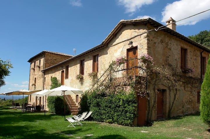 Montalcino - Cappuccini Apartment 2 - Montalcino - Apartamento
