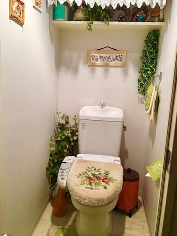 Private room from Tokyo station7min - Chiyoda-ku - Byt