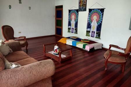 Habitación doble Casa Centro 14
