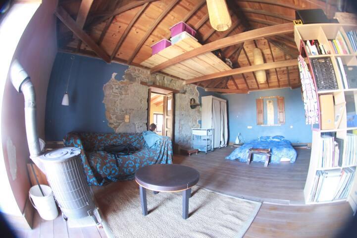 Cottage in center  of Gran Canaria  - Vega de San Mateo - Ev