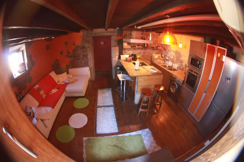 Cottage in center of gran canaria houses for rent in for Gran canaria padel indoor