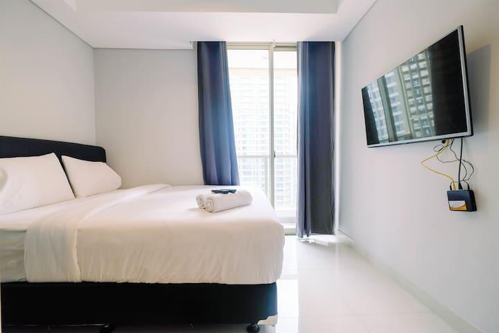 Comfortable Studio Apt at Taman Anggrek Residence
