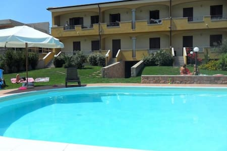 Flat - B - 2 Bedrooms - shared pool - Tergu - Byt