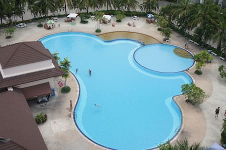 Chic Studio Apt- FREE Electric/WiFi - Pattaya - Apartment