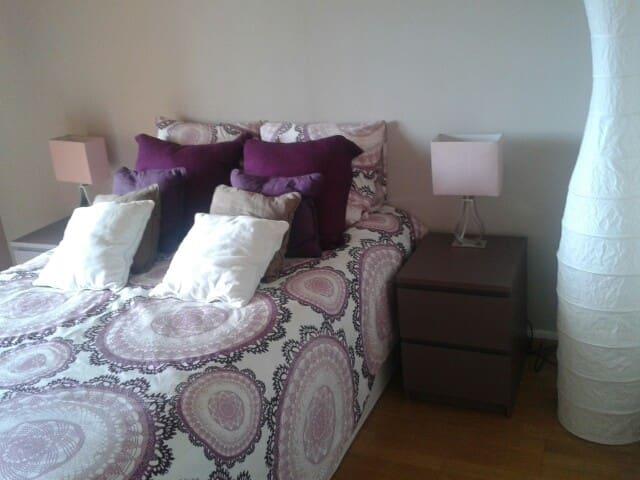 Location chambre standing et neuve  - Metz Vallieres - Bed & Breakfast