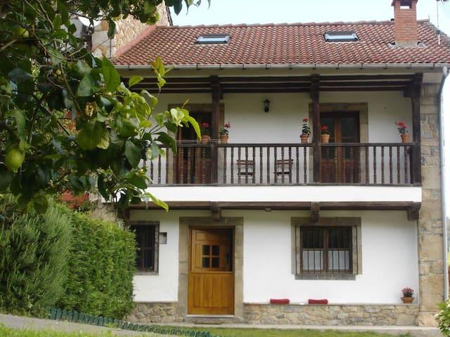 La Calzada, rural cottage - La Borbolla - Holiday home