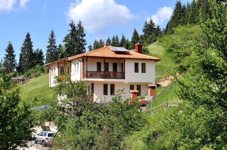 Eco House Family Hotel - Chepelare - Ev