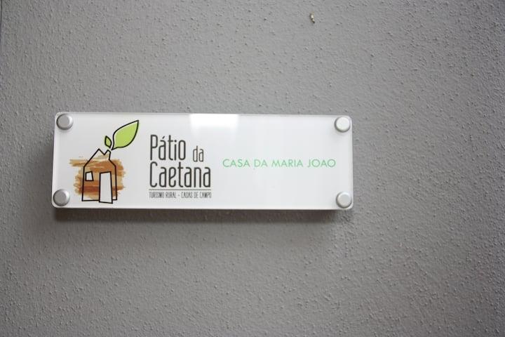 Pátio da Caetana-Casa da Maria João