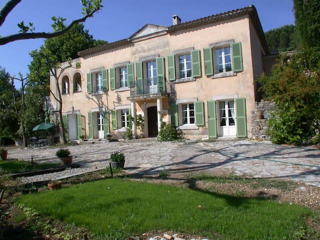 Provençal Bastide - Figanières - Apartment