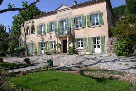 Provençal Bastide - Figanières - アパート