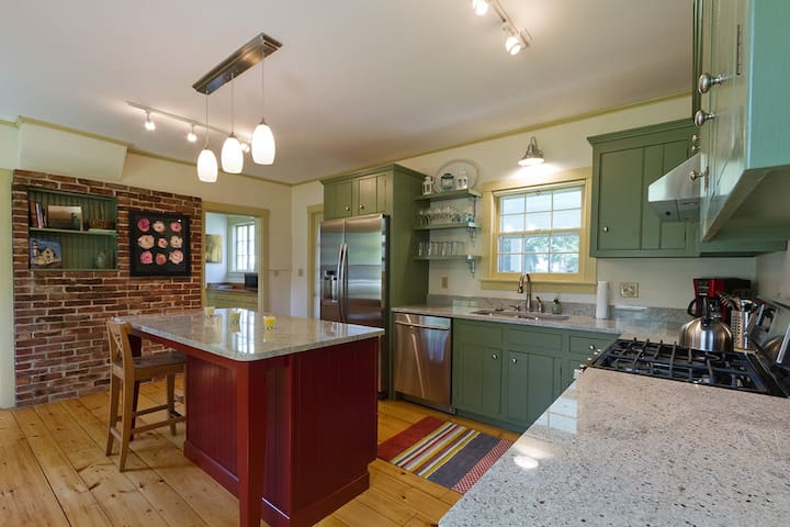 Lovely new kitchen