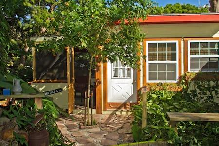 Cute Tropical Cottage - St. Augustine - Casa