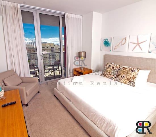 BeachWalk Resort Apartment One Bedroom One Bath