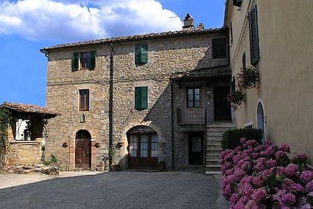 Casa in agriturismo a Chiusdino - Chiusdino - 公寓