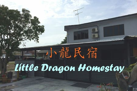 Little Dragon Homestay | Cozy~Home - Haus