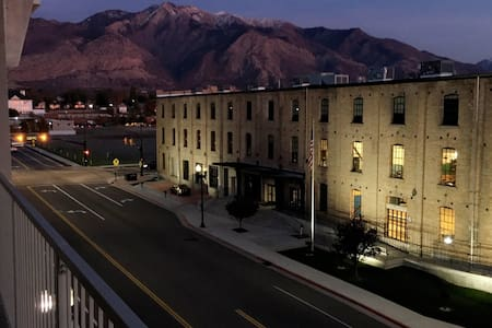 Luxury apartment in the heart of downtown Ogden - 오그던