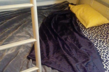 Silicon Valley near SF, bottom bunk, shared room 4 - Sunnyvale - Apartment